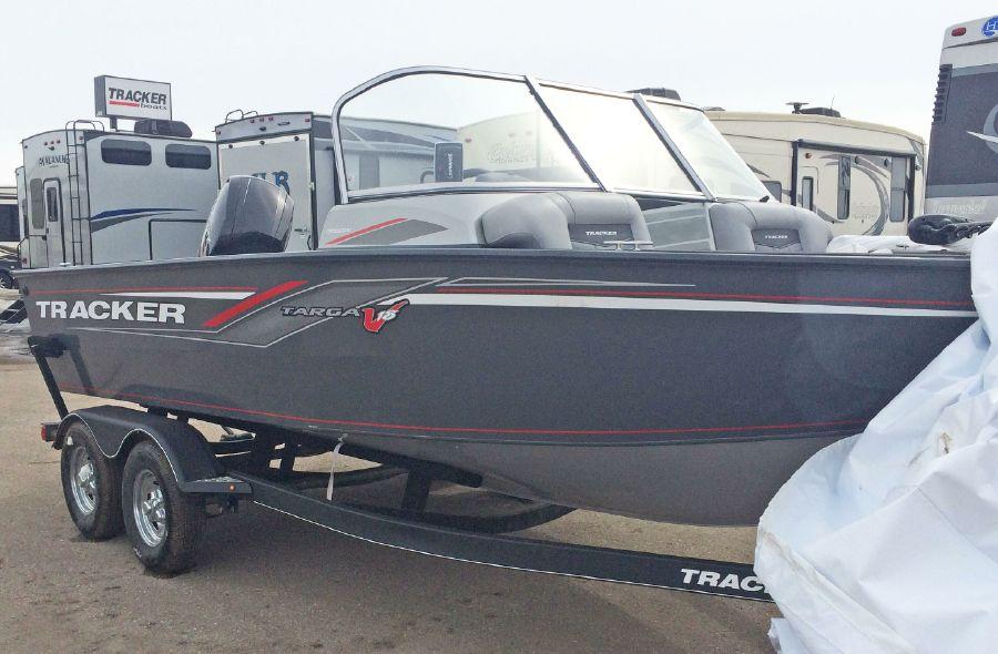 2018 Tracker Targa V-18 Combo, Minot North Dakota - boats com