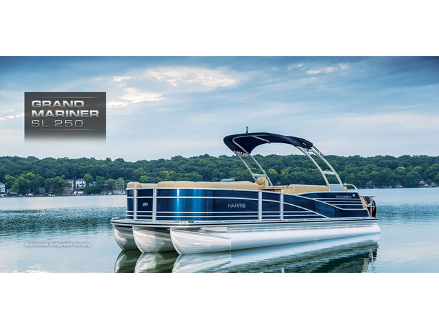 Harris FloteBote Grand Mariner SL 250