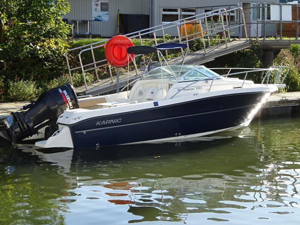 Karnic Bluewater 2250 Karnic Bluewater 2250