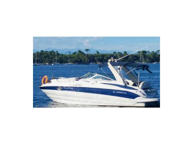 Crownline Boats & Yachts USA CROWNLINE  270 CR PG44377