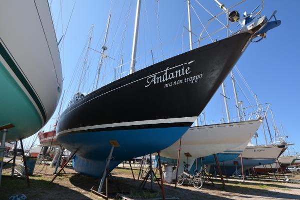 Whitby Yachts 42 whitby 42 port navy service