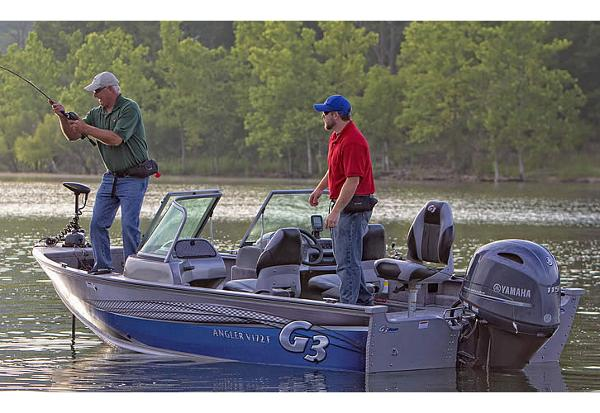 G3 Boats Angler V172 F Manufacturer Provided Image