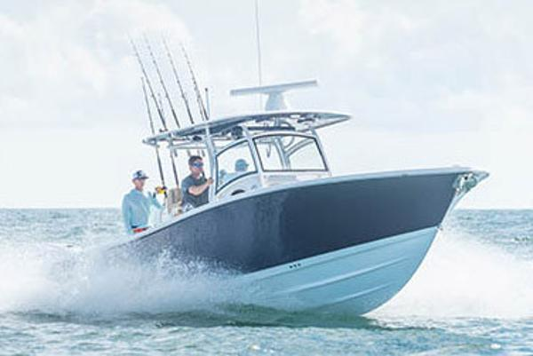 Sportsman Open 312 Center Console Manufacturer Provided Image