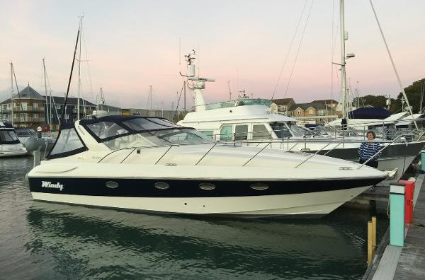Windy 36 Grand Mistral Windy 36 Grand Mistral