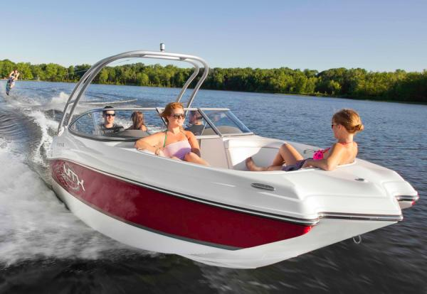 Rinker Captiva 220 MTX Manufacturer Provided Image: Manufacturer Provided Image