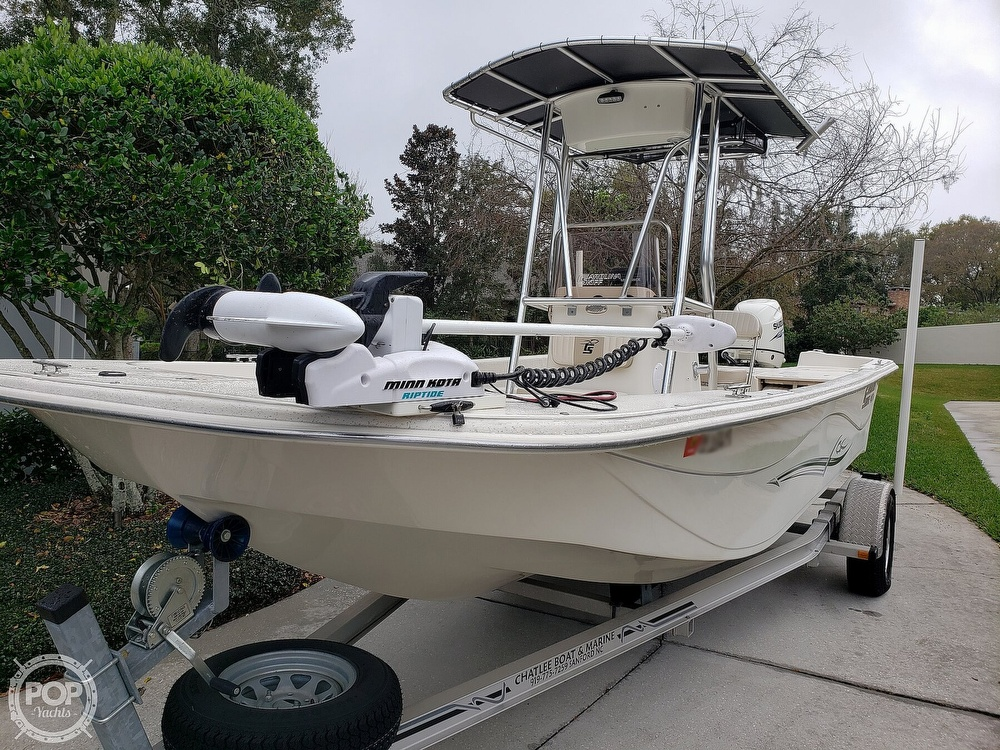 Carolina Skiff 218 DLV 2015 Carolina Skiff DLV 218 for sale in Lakeland, FL