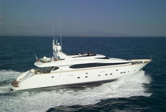 Maiora Motor Yacht