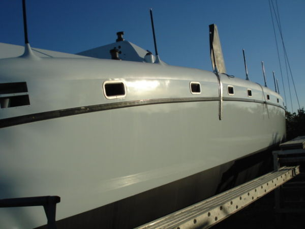New Hull & Bottom Paint