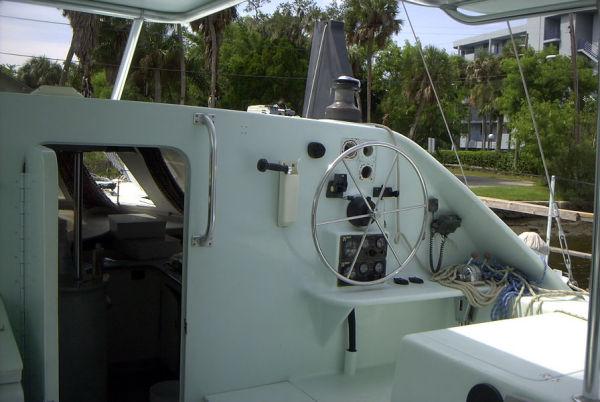 Starboard Helm