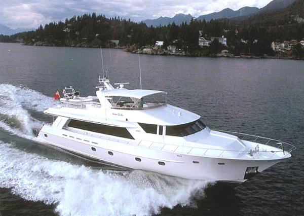 Crescent Beach Motor Yacht