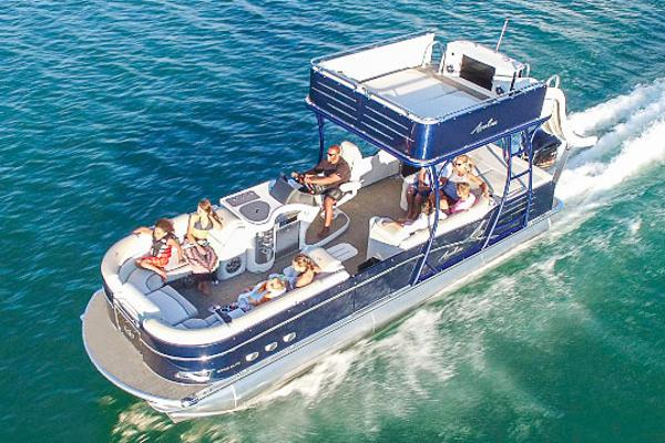 Avalon Catalina Platinum Entertainer Funship - 27' Manufacturer Provided Image: Manufacturer Provided Image