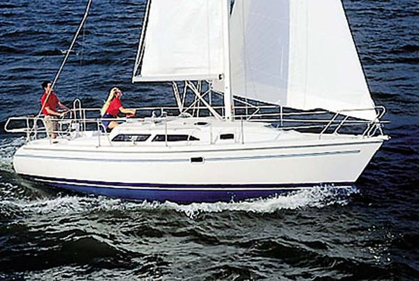Catalina 28 Mark ll Profile