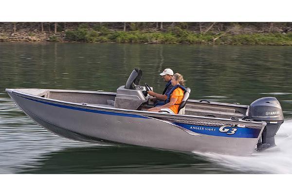 G3 angler v164 c boats for sale for G3 fishing boats