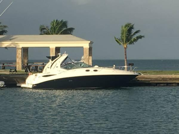 Sea Ray 320 Sundancer Sea Ray 320 Sundancer