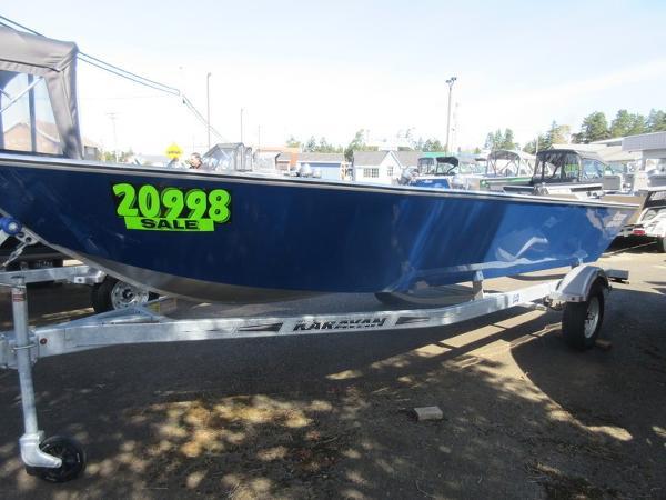 Rh Boats 18' PRO V