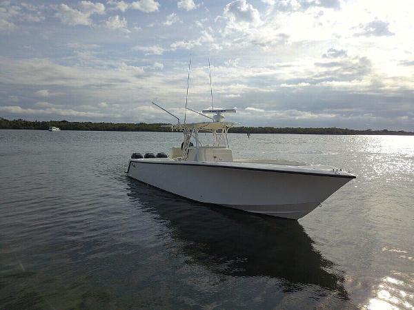 SeaVee 37z