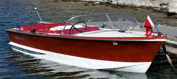 Custom Ski Boat