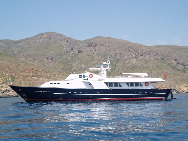 CRN 105 motor yacht CRN Ancona 105 for sale