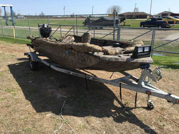 Excel Boats 1860SWV4