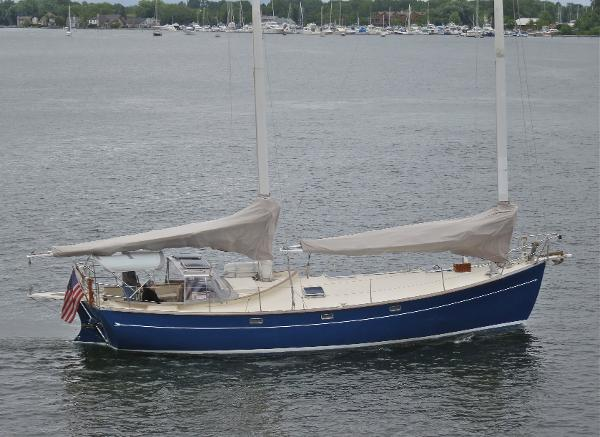 Mach I-freedom Boats 40' CB Cat Ketch