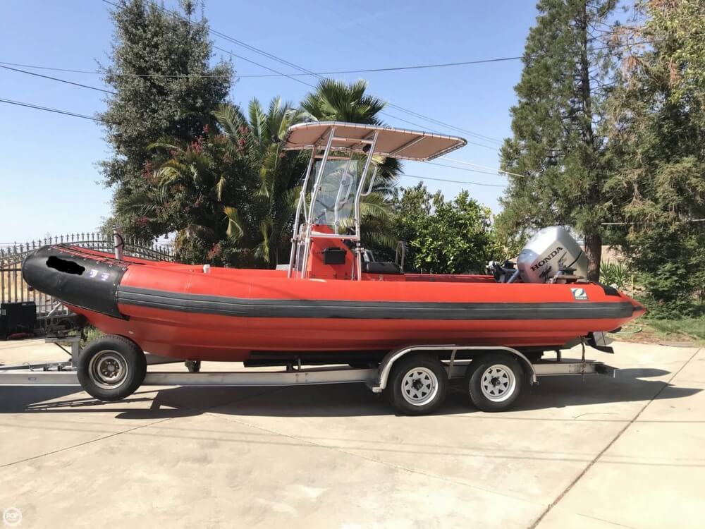 Zodiac Hurricane H630 2000 Zodiac Hurricane 22 for sale in Rio Linda, CA