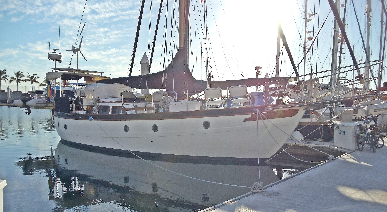 1981 Spindrift Pilothouse Cutter La Paz Bcs Mexico Sailboat Mast Wiring Diagram