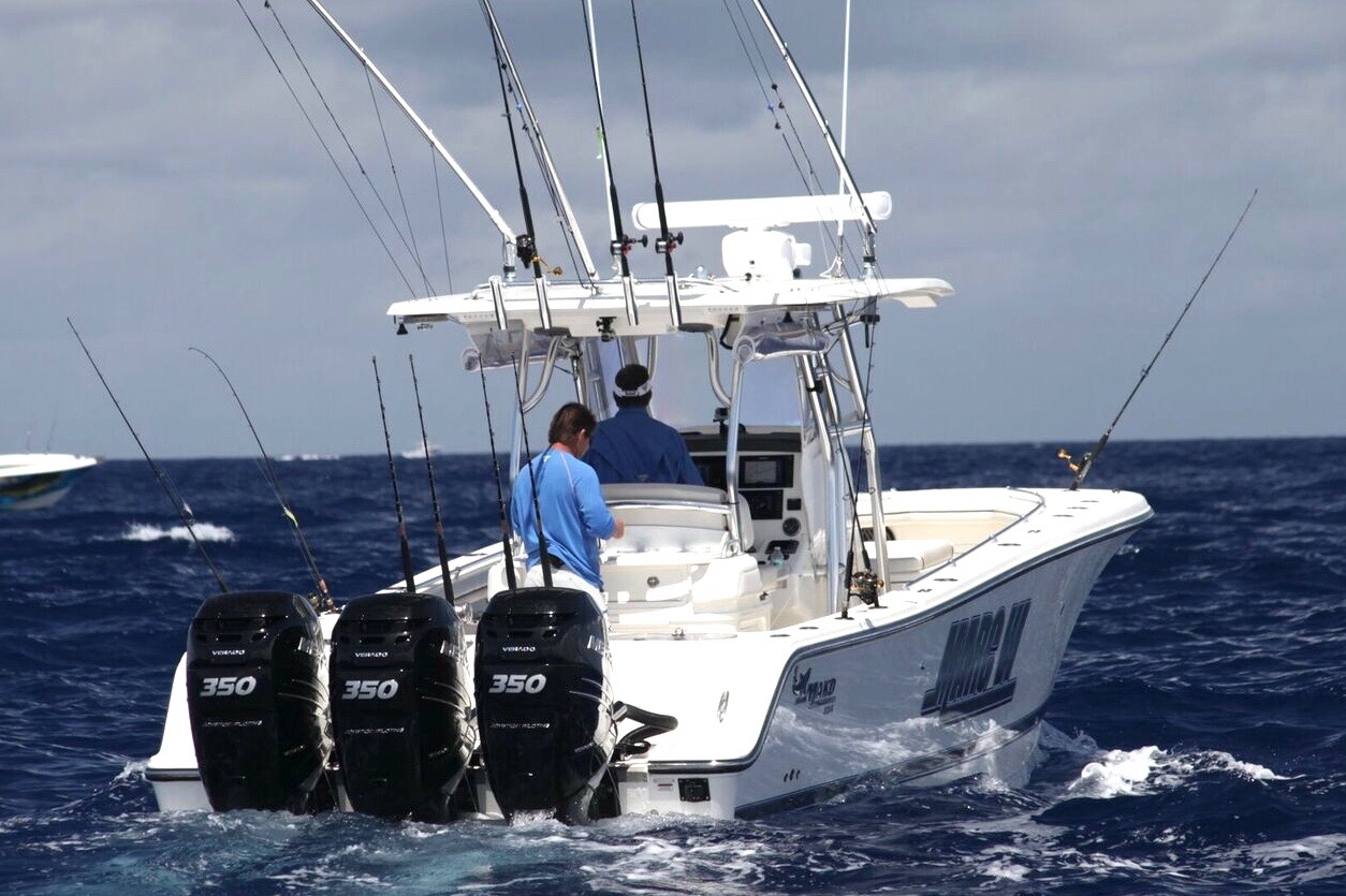 Mako 334 Sportfish Edition