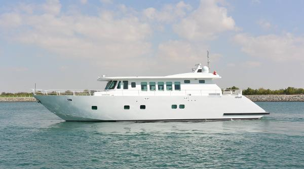 Custom Al Masaood Shipyard 24m