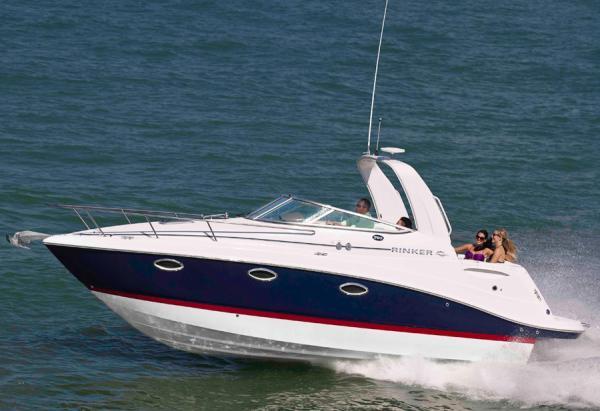 Rinker 260 Express Cruiser Manufacturer Provided Image