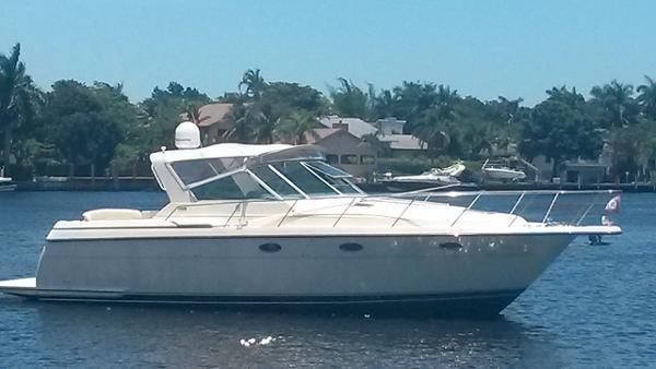 Tiara Open Express 35' Tiara Motor Yacht LIL HUD