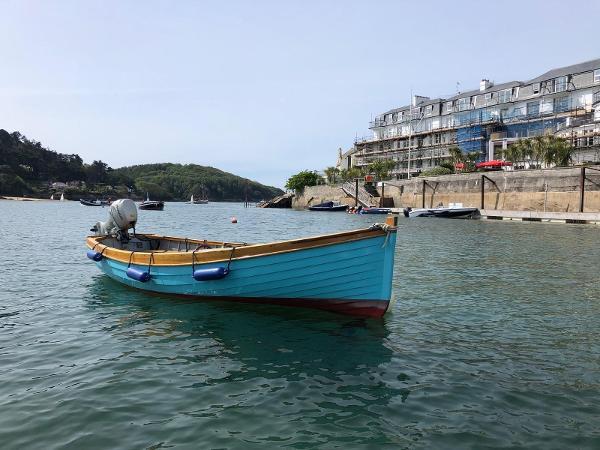 Classic Mike Atfield Net Boat
