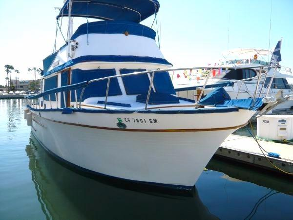 Pt 41 Trawler PT 41