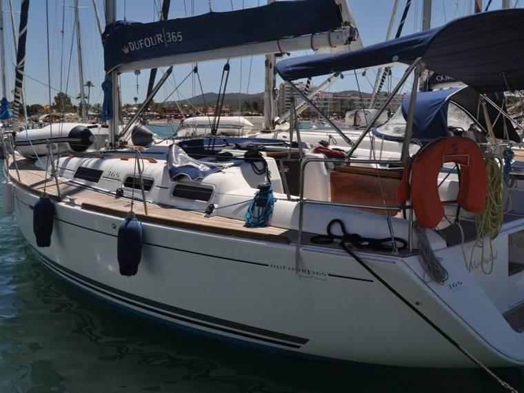Dufour Yachts DUFOUR 365 GRAND LARGE