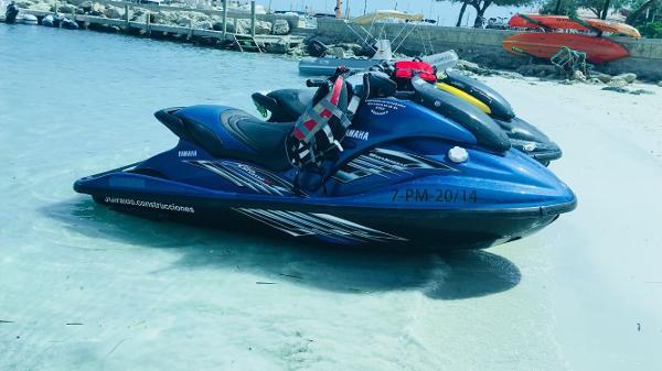 Yamaha Boats Yamaha gp 1300 injection