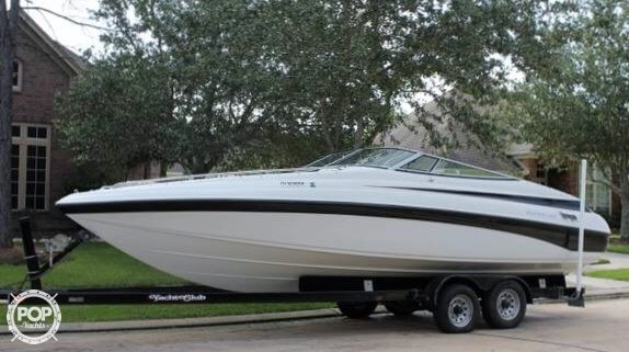 Crown Marine 266 BR 2001 Crownline 266 BR for sale in Friendswood, TX