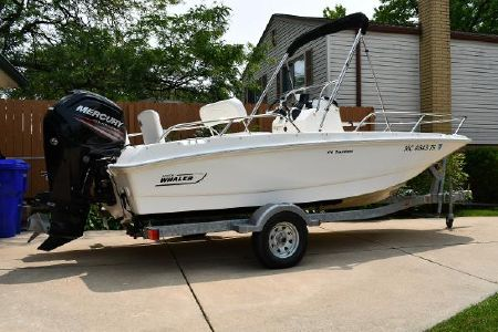 Boston Whaler 170 Dauntless barcos en venta - boats com