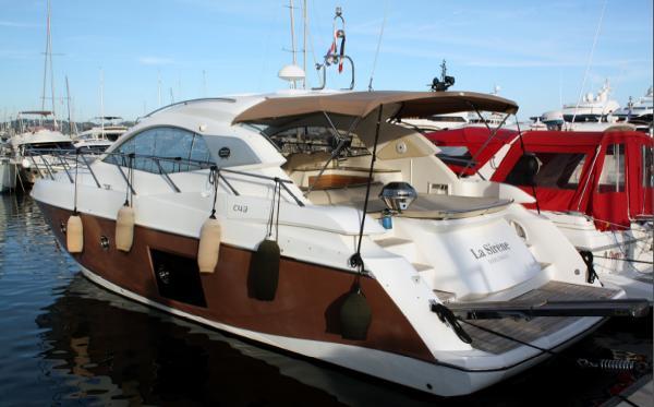 Sessa Marine C43 Network Yacht Brokers Antibes