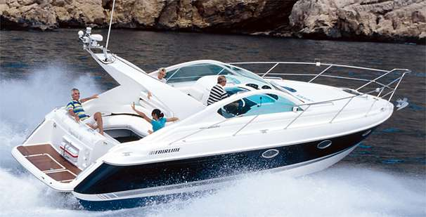 Fairline 34 Manufacturer Provided Image