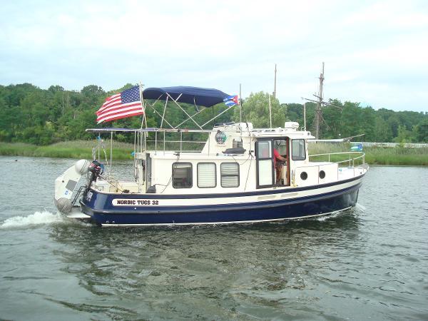 Nordic Tugs 32 Pilothouse Trawler