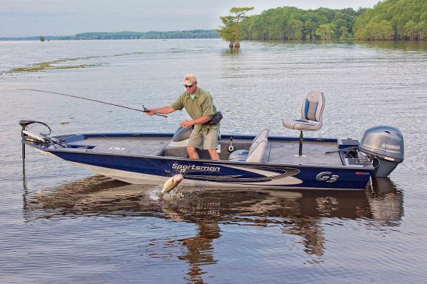 G3 Sportsman 17 Manufacturer Provided Image