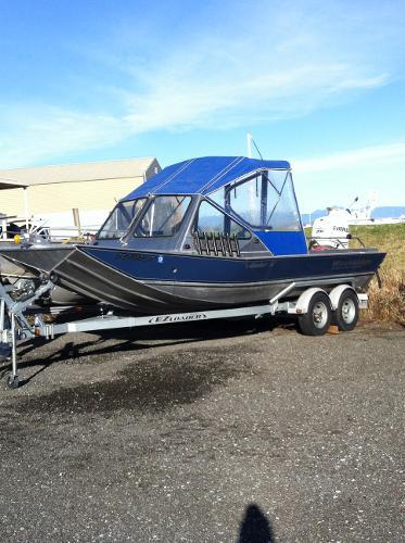 Wooldridge Alaskan XL