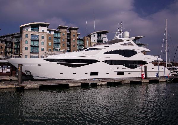 Sunseeker 131 Yacht Main Image
