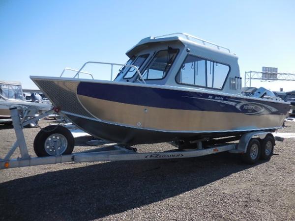 Hewescraft 240 Ocean Pro