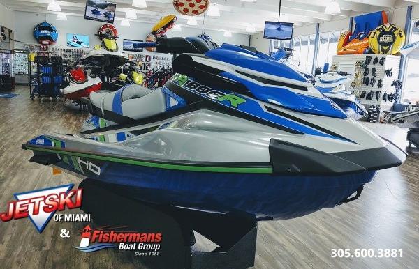 Yamaha WaveRunner GP1800R HO