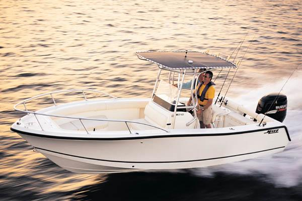 Mako 212 Center Console Manufacturer Provided Image