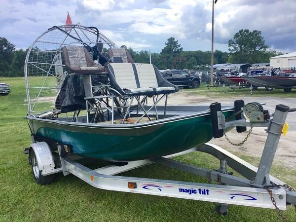 Dragonfly 13ft Air Boat