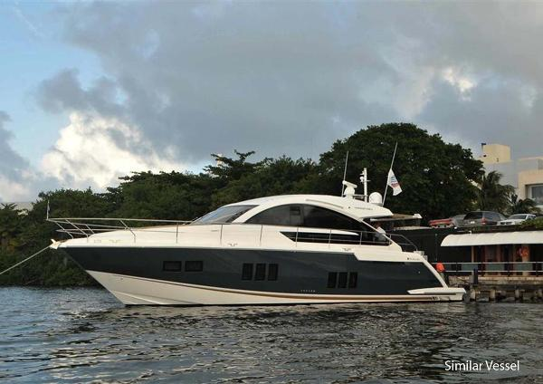 Fairline Targa 50 GT Fairline Targa 50 GT