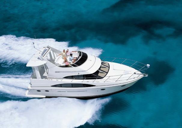 Carver 396 Motor Yacht Manufacturer Provided Image: 396 Motor Yacht