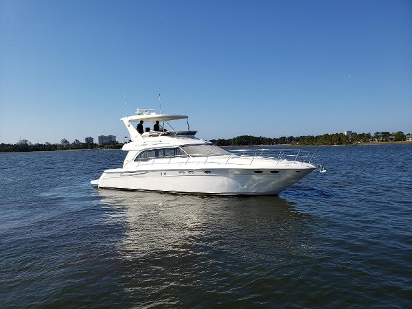 Sea Ray 480 Sedan Bridge Profile Picture