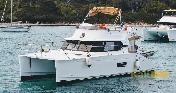 Fountaine Pajot Highland 35 Highland 35 EX (1)